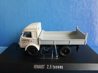 RENAUT 2.5 Tonnes GALION transport la plume A VOITURE 1//43 NOREV