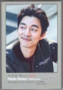 Gong Yoo Photo Sticker 48P K-Actors 01 [Goblin]