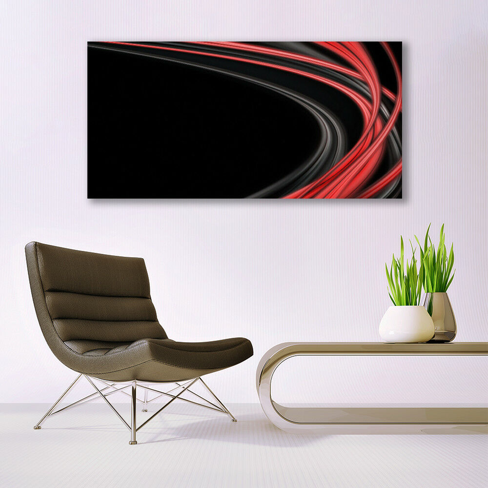 Glass print Wall art 140x70 Image Image Image Picture Abstract Art 1119c0