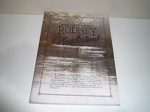 RODNEY-RECOLLECTIONS-1886-1986-SIGNED-BY-BOTH-AUTHORS