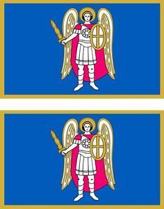 2x-Adhesivo-adesivi-pegatina-sticker-bandera-moto-coche-ucrania-kiev