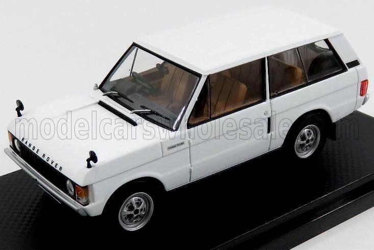 Wonderful Wonderful Wonderful modelcar LANDROVER RANGE ROVER 1970 - white - scale 1 43 - lim.edit. 1ab5d0
