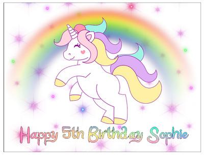 DISNEY PRINCESS JASMINE PERSONALISED EDIBLE BIRTHDAY CAKE TOPPER A4//CIRCLE