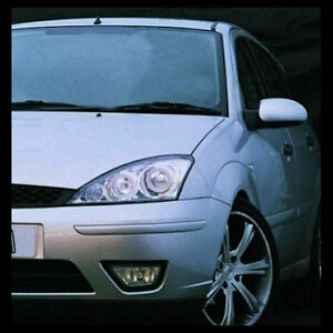 Image Is Loading Ford Focus Mk1 01 05 Chrome Halo Angel