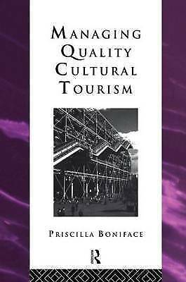 1 of 1 - Managing Quality Cultural Tourism (Heritage:-ExLibrary