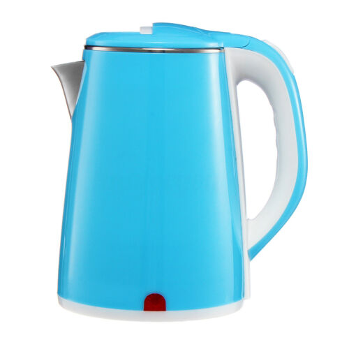 Electric Tea Kettle Water Fast Heater Boiler Stainless Steel Cordless Kitchen