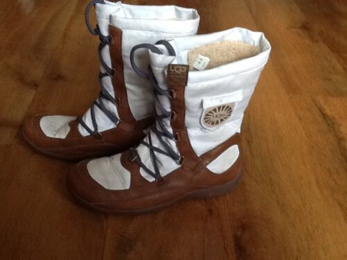 Ugg Boots Ugg Snow Ladies Fur Warm Lined Waterproof Boots warUqw