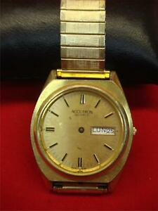 ACCUTRON-by-BULOVA-P-5-WRISTWATCH-PARTS-PROJECT-PC