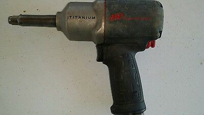 "Ingersoll Rand 2135 timax 2"" extention 1/2"" air impact gun"