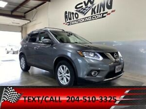 2014 Nissan Rogue SV+ / AWD /Rear Cam/Bluetooth/Pan Roof/Finance