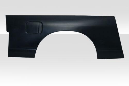 100864 89-94 Fits Nissan 240SX HB M-1 Duraflex Rear Fender Flares!!