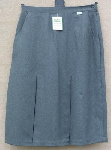 Botra Classic Bowling Bowls Skirt Ladies Grey Polyester Mid Grey Ex Display