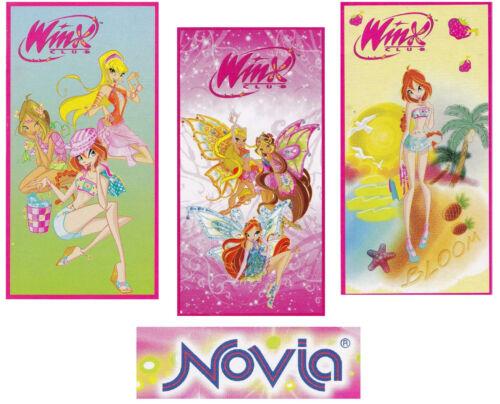 76 X 152 3 Fantasie NOVIA Beach Towel Winx Girl Towel Mare Spugna