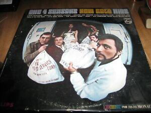 The-Four-Seasons-New-Gold-Hits-1967-Vinyl-Record