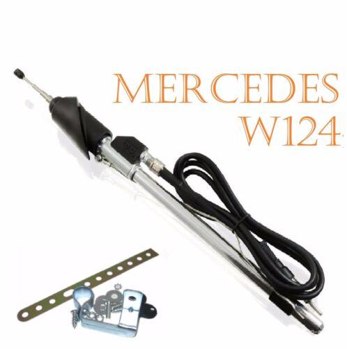 Mercedes w124 Garde-boue antenne teleskopantenn E 5 M Rallonge Set MB