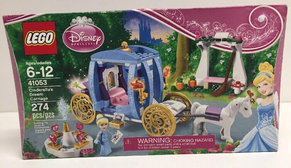 New LEGO Cinderella's Dream Carriage (41053) Factory Sealed NIB