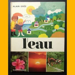 Collection-cadet-rama-L-039-EAU-Alain-Gree-Casterman-1983