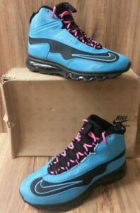 Nike south Negro Jr 442478 Sz 8 Beach turquesa Rare Air 008 rosa Max UwppFg