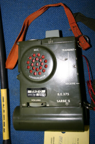 SARBE 5 Rescue Radio Beacon