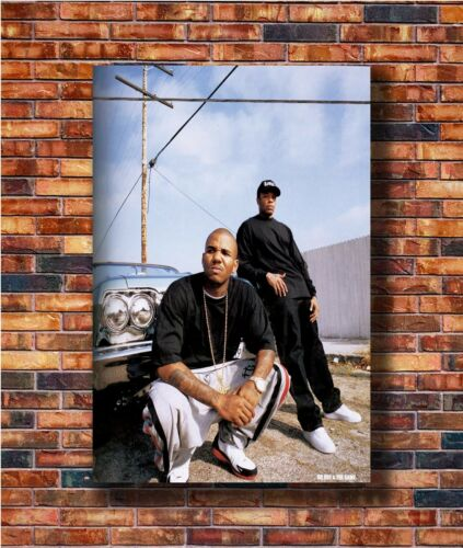 Art The Game Jayceon Terrell Taylor Rapper Actor Music Poster Hot Gift C2883