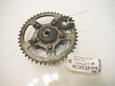 96 Suzuki Katana 600 OEM Rear Wheel Hub with Sprocket Set 1996 GSX600F