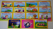 15 book lot Level A Easy Leveled Readers Homeschool Preschool Kindergarten Kids