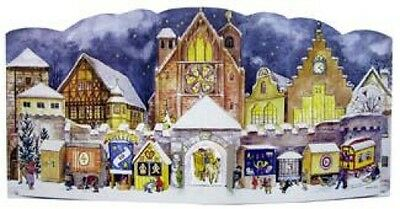 Beautiful German Vintage & Traditional Advent Calendars