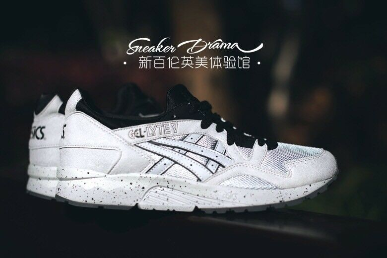 ASICS GEL LYTE V H63AN-9696  LIGHT Gris  LACE UP Homme AUTHENTIC  RUNNING Chaussures