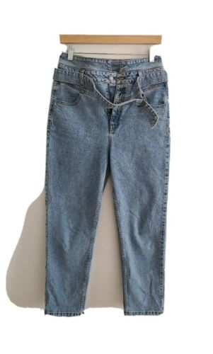 Guess high waisted jeans size28