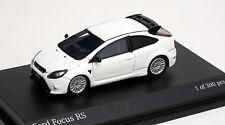 Minichamps 1/87 HO Focus RS, white, Limited Edition 300 pieces, 2010 US SELLER