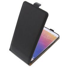 Tasche für Meizu Pro 6 Plus FlipStyle Handytasche Schutz Hülle Flip Case Schwarz
