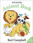 Lift-the-flap Animal Book by Rod Campbell (Paperback, 1995)