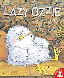 034-VERY-GOOD-034-Lazy-Ozzie-Coleman-Michael-Book