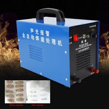 Stainless Steel 110v Weld Bead Polishing Machine Welding Seam Tig Brush Cleaner