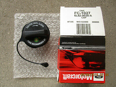08-12 FORD ESCAPE FUEL GAS TANK FILLER CAP WITH TETHER OEM BRAND NEW