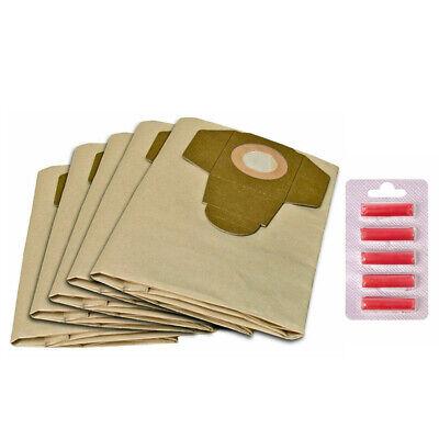 10 Parkside PNTS 1500 Sacchetto per Aspirapolvere Filtro Sacchetti Sacchetto per la polvere sacchetto filtro