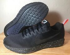 4170296df0148 item 6 Nike Air Zoom Structure 21 Shield Size 7.5 Black Obsidian Men s New  (907324-001) -Nike Air Zoom Structure 21 Shield Size 7.5 Black Obsidian  Men s New ...