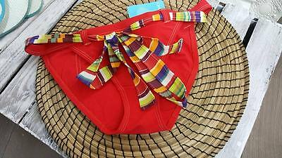 Kalyani By Bravissimo Bikini Pants In Red Colour!!! (15)