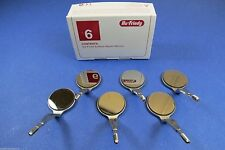 Dental Rhodium Mirror Set Double Sided 5 MIR5DS/6 HU FRIEDY