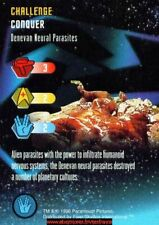 Star Trek CCG 2E These Are The Voyages Neural Parasites 12R13