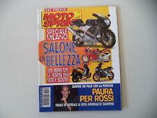 MOTOSPRINT 39/1997 SALONE DI MILANO/SUPERBIKE GP SPAGNA/TRIAL FELTRE/FAST CROSS