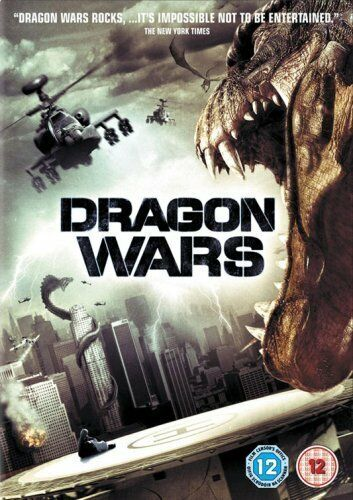 1 of 1 - Dragon Wars DVD Jason BehrAmanda Brooks New and Sealed Original UK Release R2