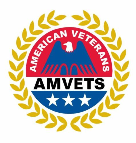 Amvets Veterans Korea Viet Nam Vinyl Decal Sticker Military Armed Forces M485