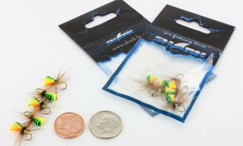 Jig size4 lure8224 Best quality tungsten ICE JIGS from SHARK,Hook size #14