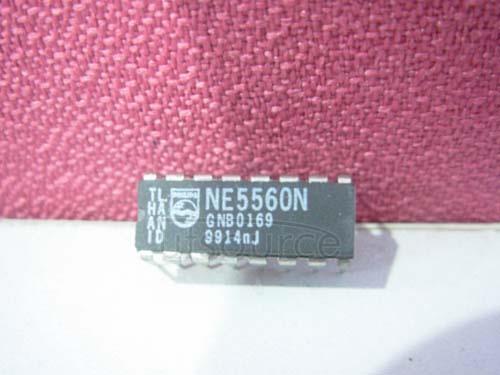 5PCS NE5560N  Encapsulation:DIP-16,Switched-mode power supply control circuit