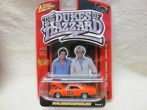 DUKES-OF-HAZZARD-GENERAL-LEE-1969-DODGE-CHARGER-RELEASE-1-1-64-scale