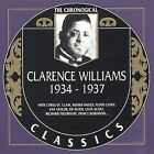 1934-1937 by Clarence Williams (CD, Jan-1997, Classics)