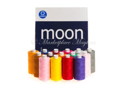 SS500F-M Superstitch Bright Fluorescent 120/'s Sewing Thread