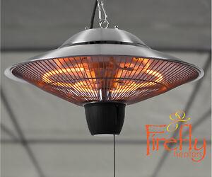 chauffage lectrique suspendu lampe halog ne ext rieur. Black Bedroom Furniture Sets. Home Design Ideas