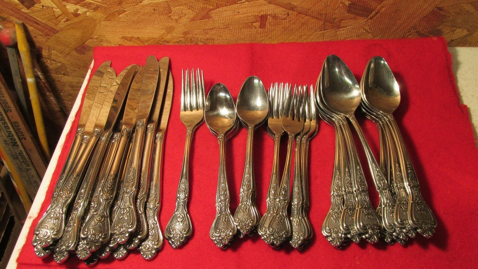 Normandy Stainless Steel Japan Set- 51 pcs